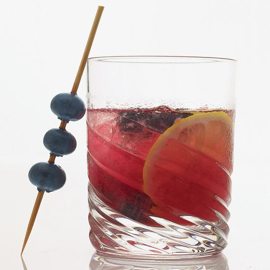 Blueberries Drinks for Memorial Day