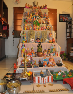 Navratri Home Decoration Ideas Merlyn S Interests And Images