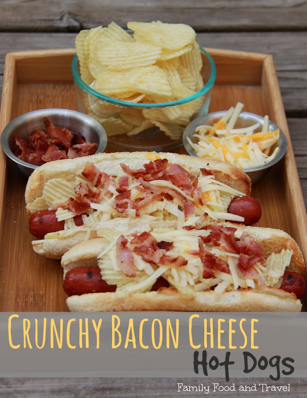 Crunchy-Bacon-Cheese-Hot-Dogs