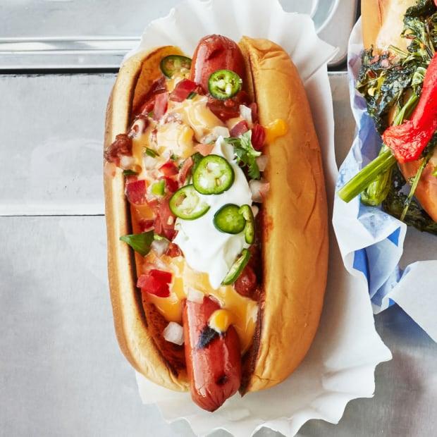 Los Angeles Dodgers Doyer Dog