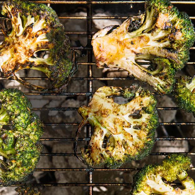 grilled-soy-ginger-broccoli-steaks