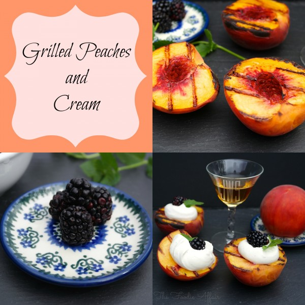 Grilled-Peaches-and cream