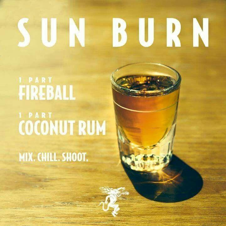 Sun Burn Rum