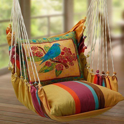 swing Boho Style