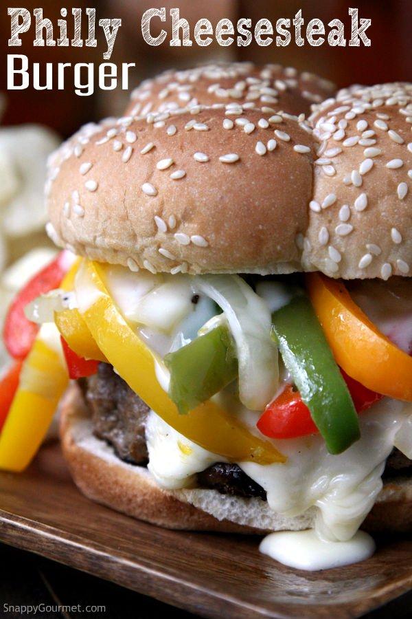 Philly-Cheesesteak-Burger
