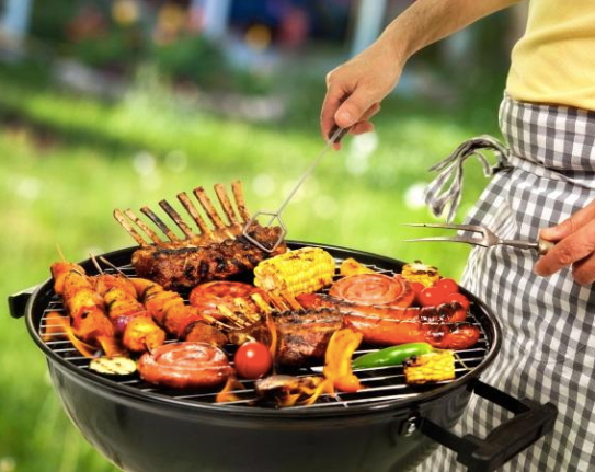 BBQ Dad's Style