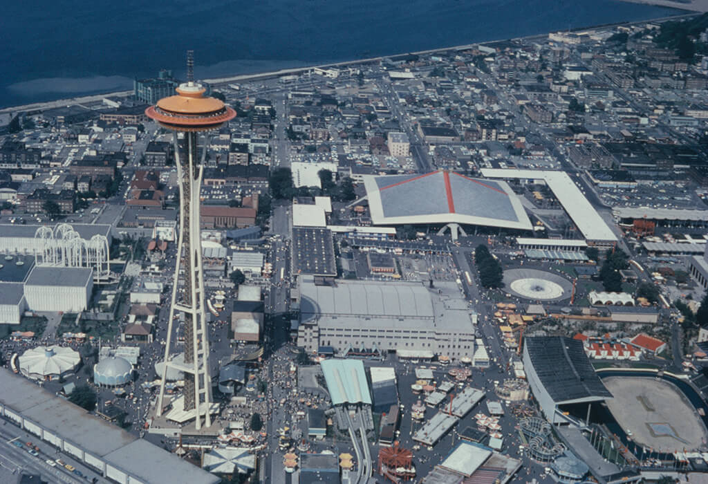 The Space Needle 1962