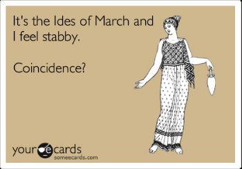 March. hmmm