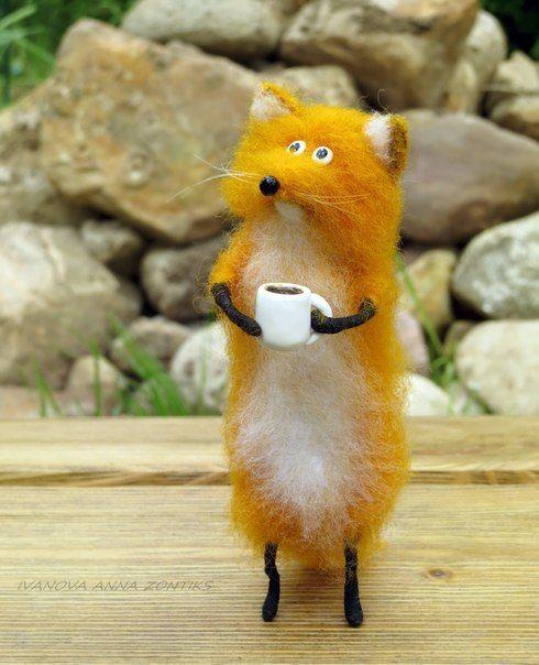 Foxy coffee