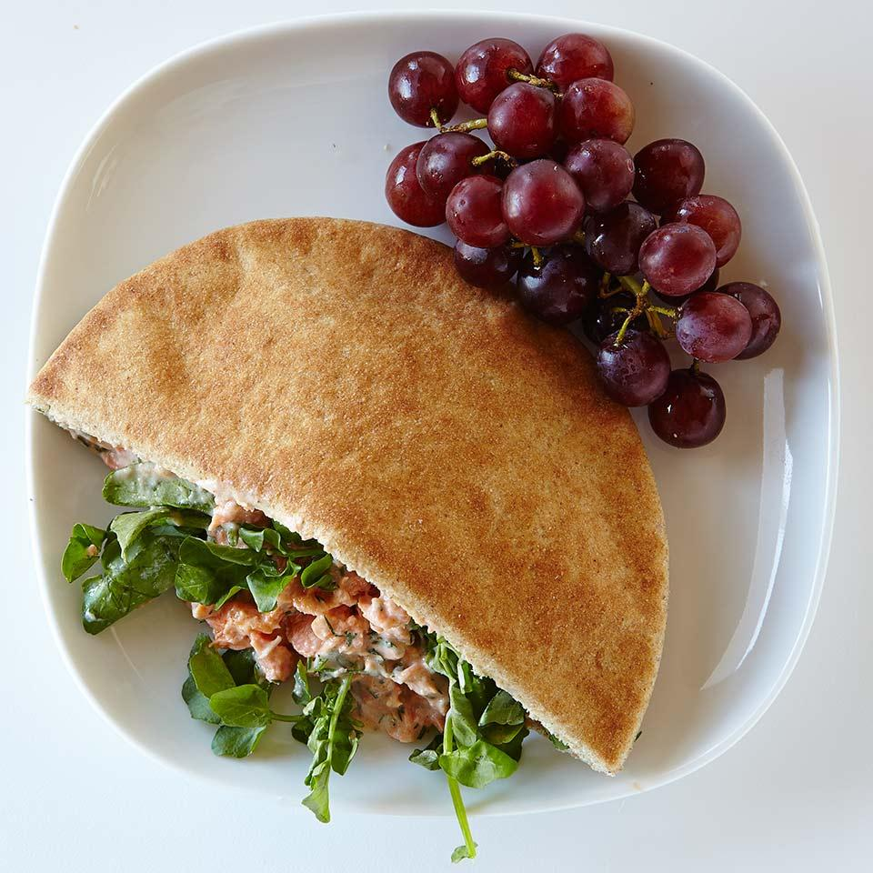 Healthier fast lunches
