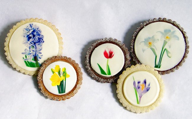spring cookies recipes