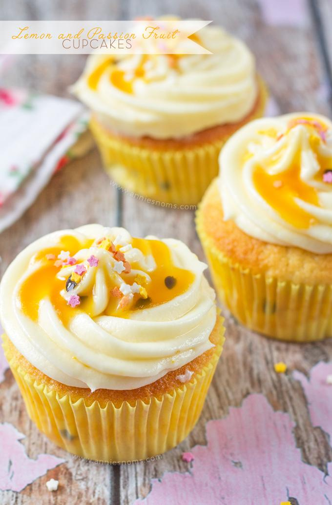 lemon-and-passion-fruit-cupcakes