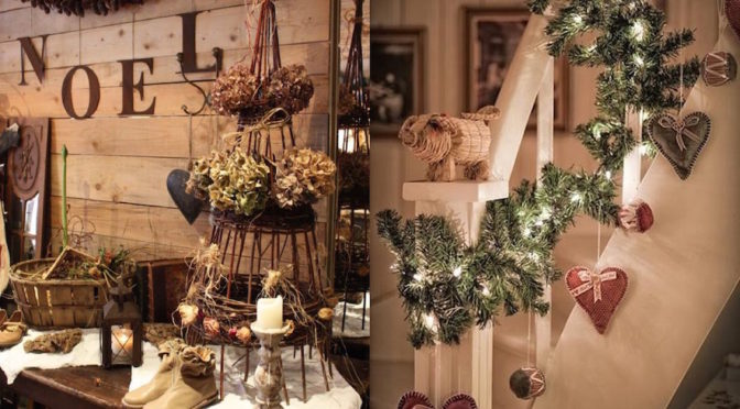 Rustic Country Home