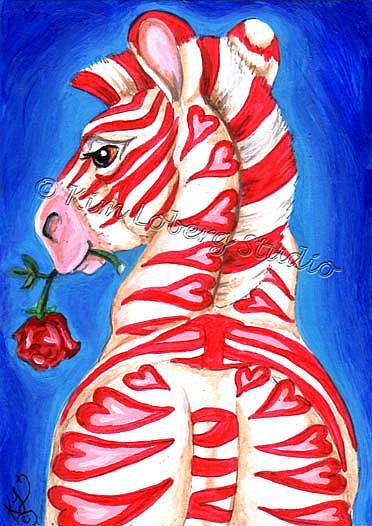 Amour de Zebra