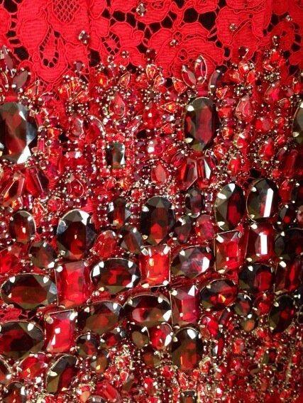 Dolce & Gabbine jeweled dress