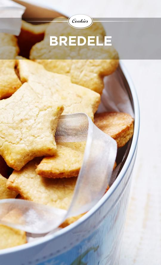 Bredele Cookies