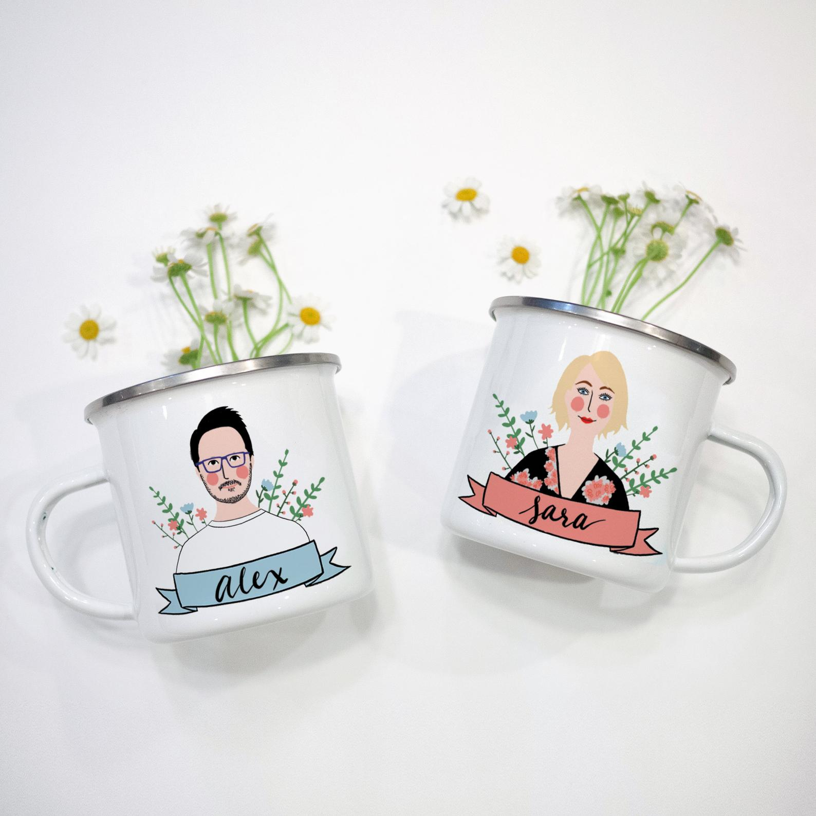 Custom Picture Mugs
