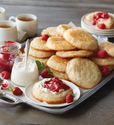 Crumpets in the mail by Wolferman's
