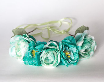Headpiece floral