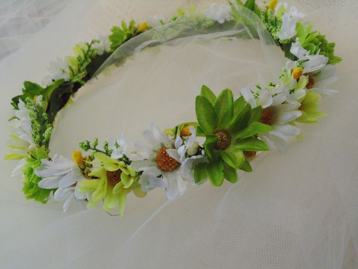 Crown daisy flower ideas