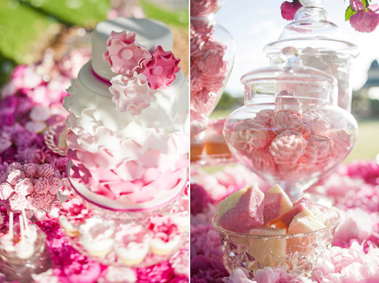 Spring wedding theme ideas