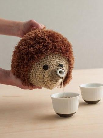 Tea Cozy (Free Pattern)