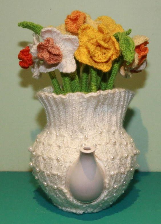 Knit Tea Cozy's