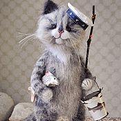 Ole' Fisher Kat