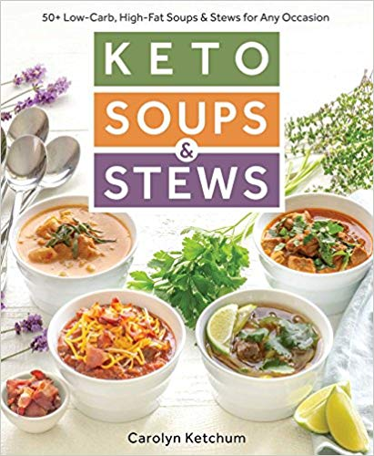 Keto Soups & Stews- Amazon