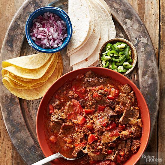 Beef Tinga Stew