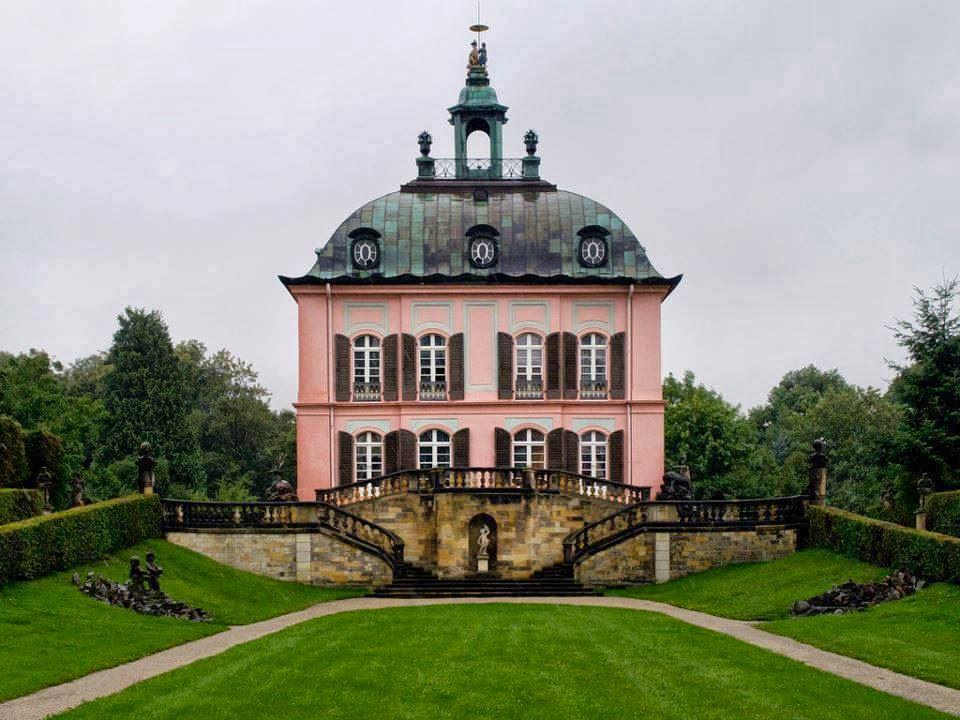 Fasanenschlosschen, Moritzburg