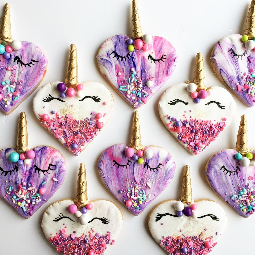 Unicorn Hearts