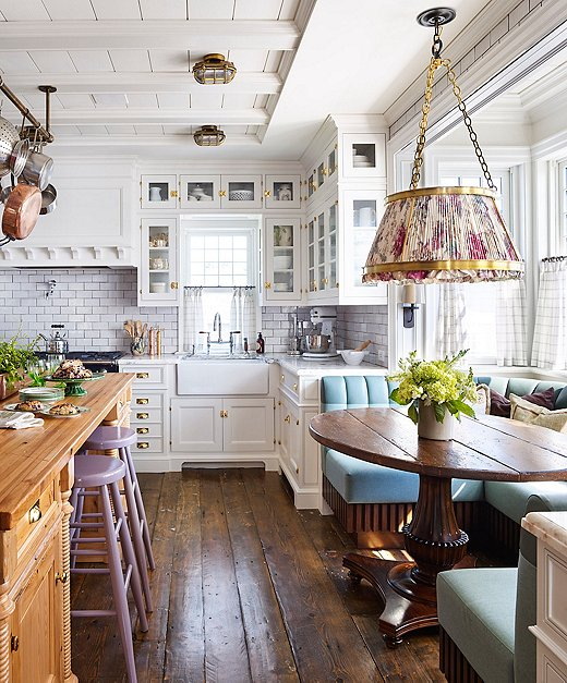 This Nova Scotia kitchen