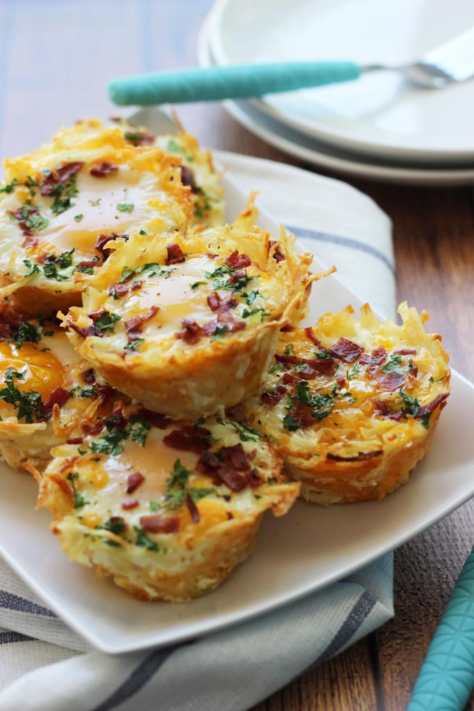 Easter breakfast dishes