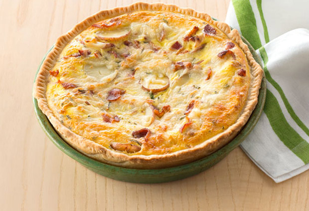 Quiche easy recipes