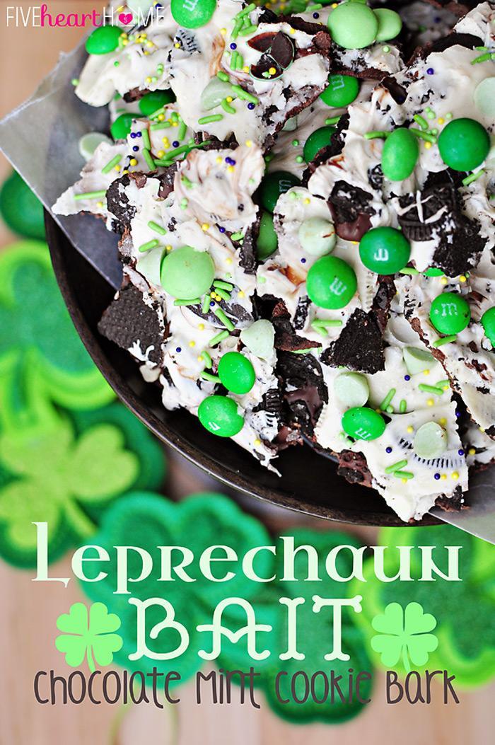 St. Patrick's Day Desserts recipes
