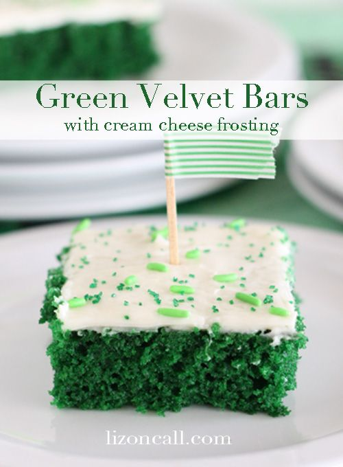 St. Patrick's Day Desserts recipes
