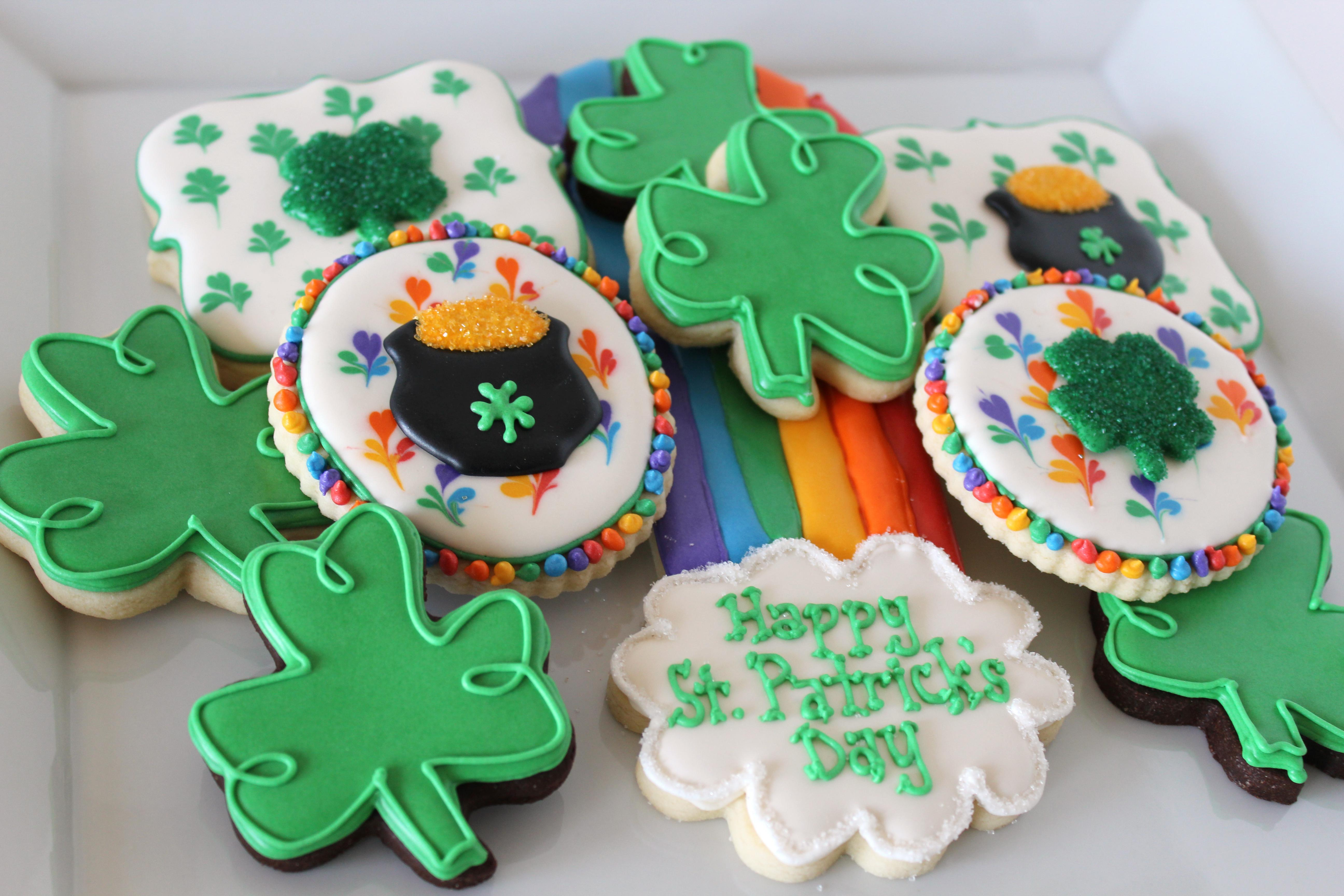Cookies day rainbow the foodie