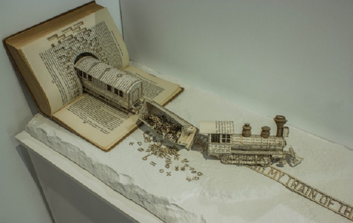 Sculpture book