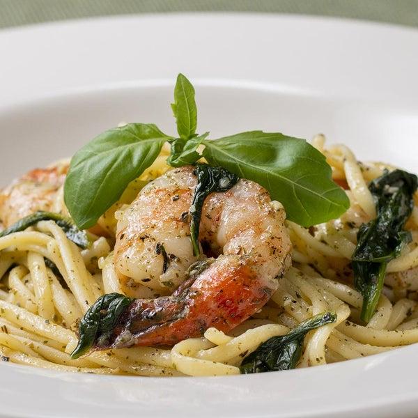 Zesty One-Pot Shrimp Pasta