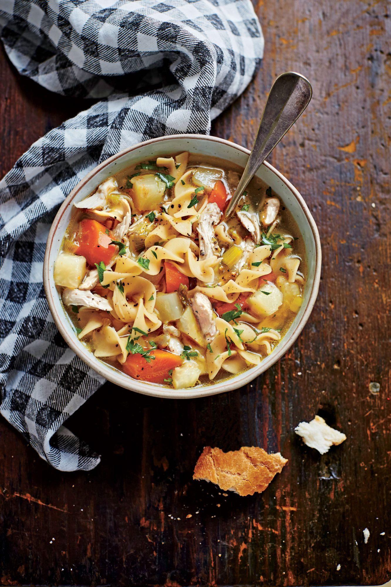 Soulful Chicken Soup