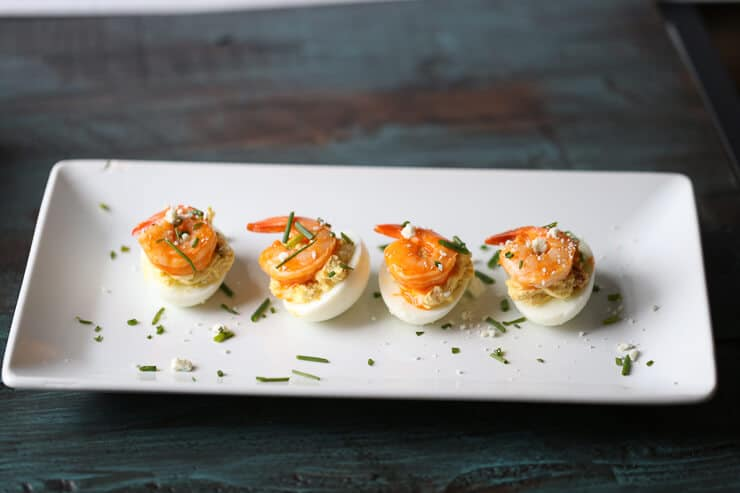 Easter Deviled Egg recipes