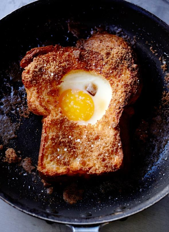 Egg hole a in yummy ideas breakfast