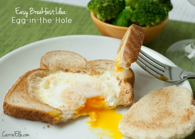Learn how egg in a hole make to