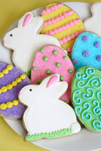 Sugar cookies revisited