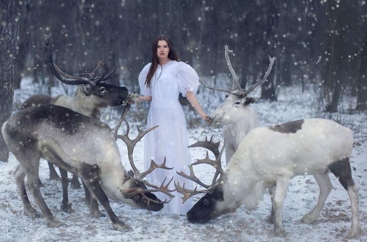 Princess Reindeer