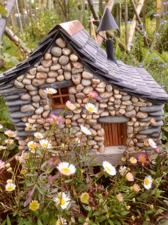 Perrywinkle Cottage Faery House