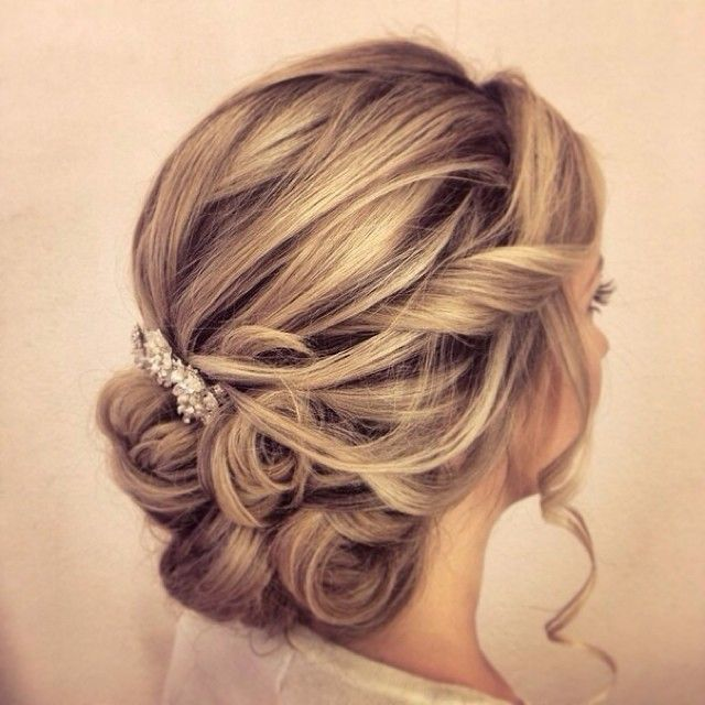 Hairstyles wedding rustic
