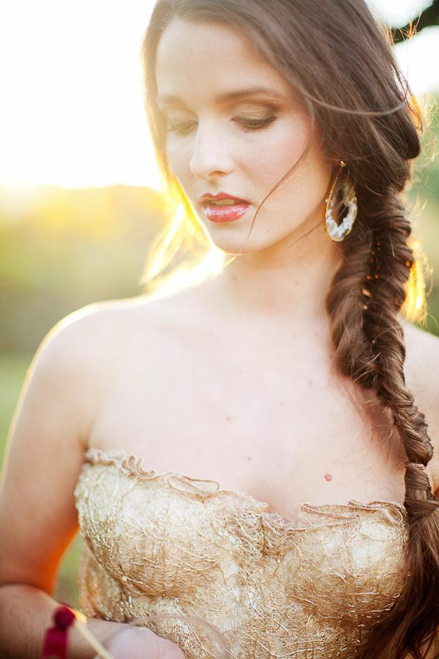 Wedding bride hairstyles