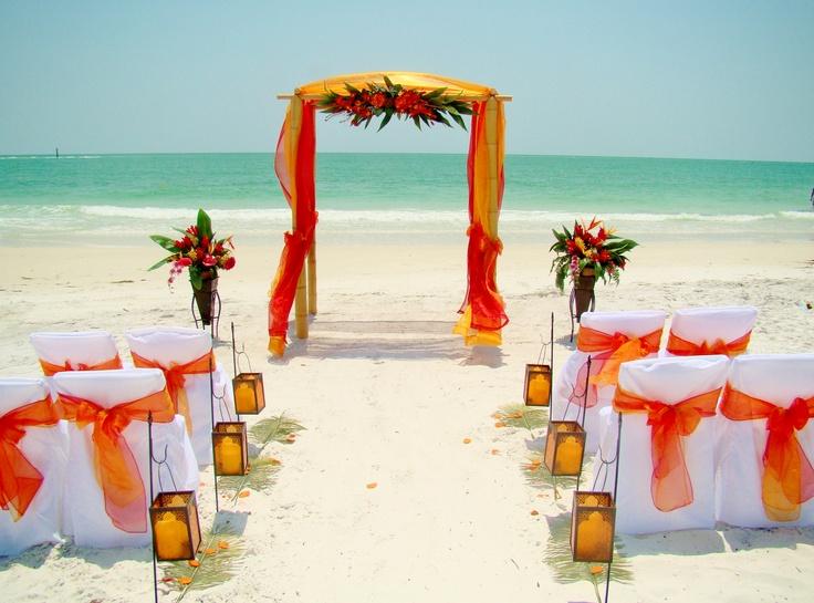 Florida sarasota wedding reception